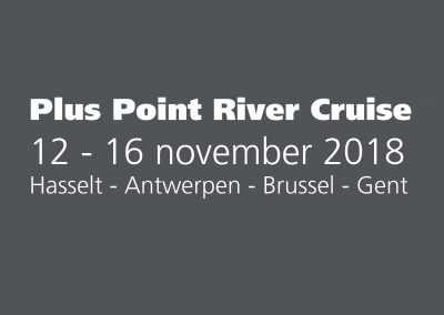 Beurs Plus Point River Cruise