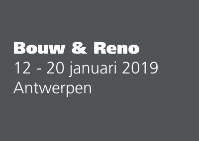 Beurs Bouw & Reno 2019